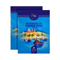Watercolor Paper Pads, pack of 2